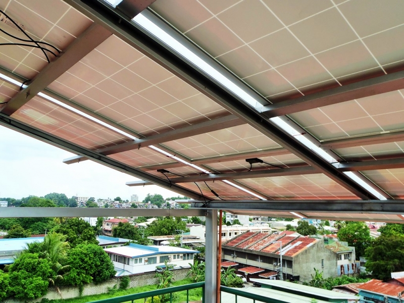 solar panels with 25 years warranty