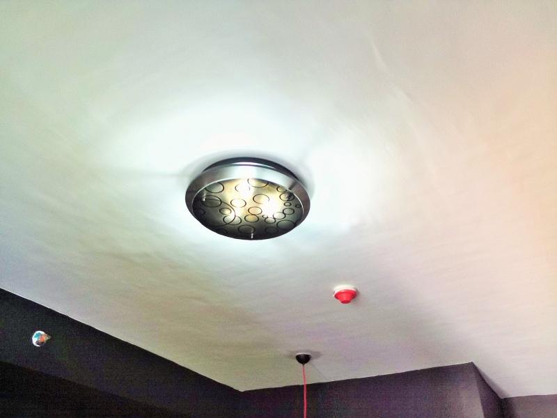 midori stylish non glare lamp provision