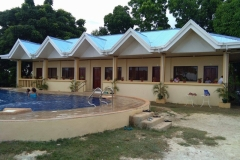 Buho resort building 8 million project in Poro Camotes Cebu by the local government unit view 3
