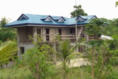 Fabroa residence 2 million house project in San Jose Poro Camotes Cebu