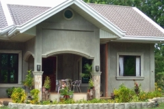 Susan Labajo 2 million residence San Jose Poro Camotes Cebu