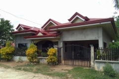 Tata Cecil Bequilla residence 2 million house in San Jose Poro Camotes Cebu