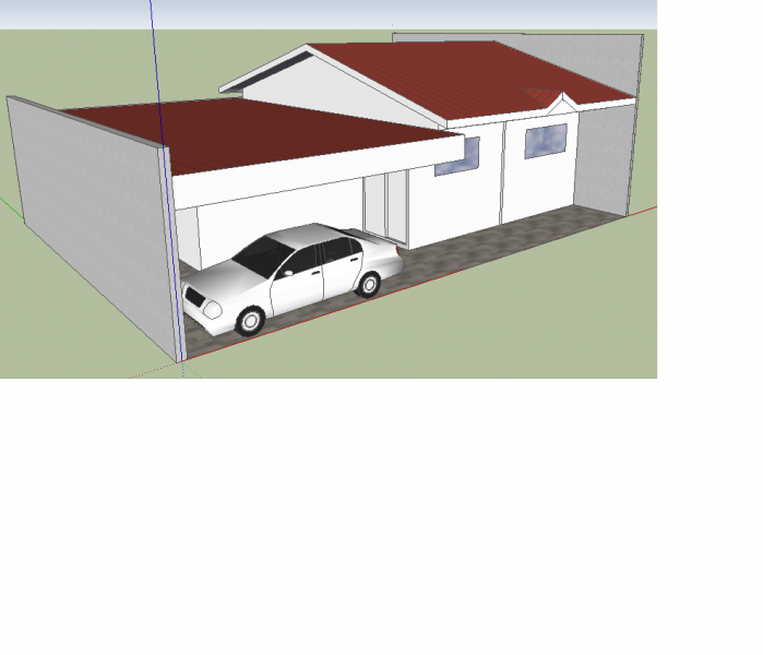 pROPOSEd roofing design .... (1)