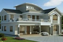 wide terrace