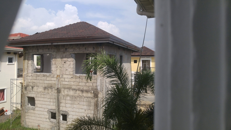 onduline roofing at fonte de versailles