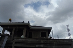 installing the onduline roofing