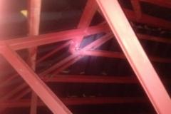 metal truss for onduline roofing