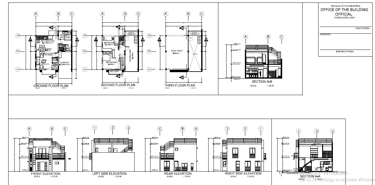 House Building Plans | Affordable House Designing And Blueprinting For Your